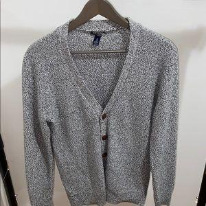 [GAP] Men's Cardigan Sweater